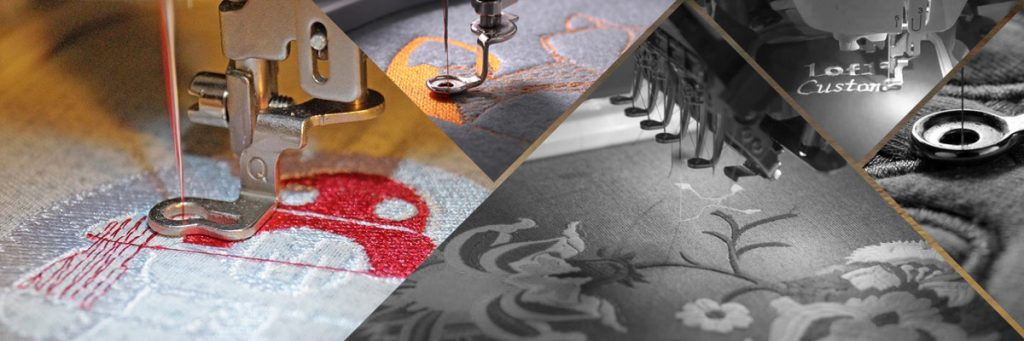 Dressme Embroidering in Sri Lanka