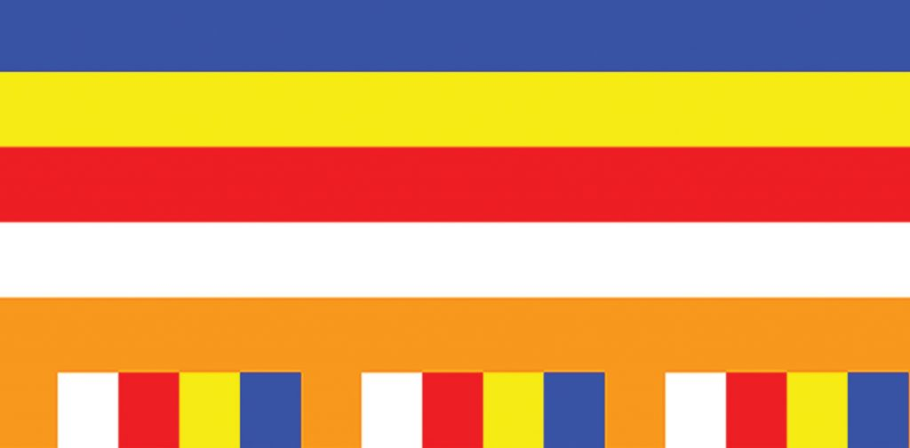 Custom Buddhist Flags Supplier Sri Lanka